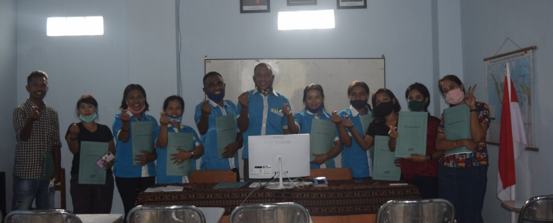 509 Peserta didik(PD) Kesetaraan Pendidikan Dasar dan Menengah Mengikuti Asesment Kompetensi Tengah Semester